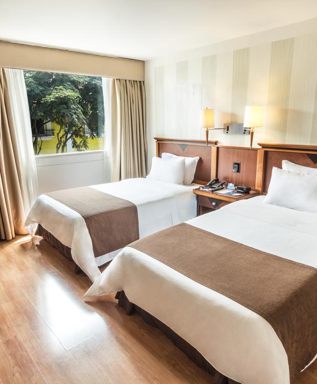 Habitación Estándar Twin Hotel GHL Abadía Plaza Pereira