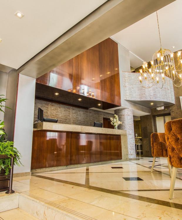 Lobby GHL Hotel Hamilton Hotel GHL Collection Hamilton Bogotá