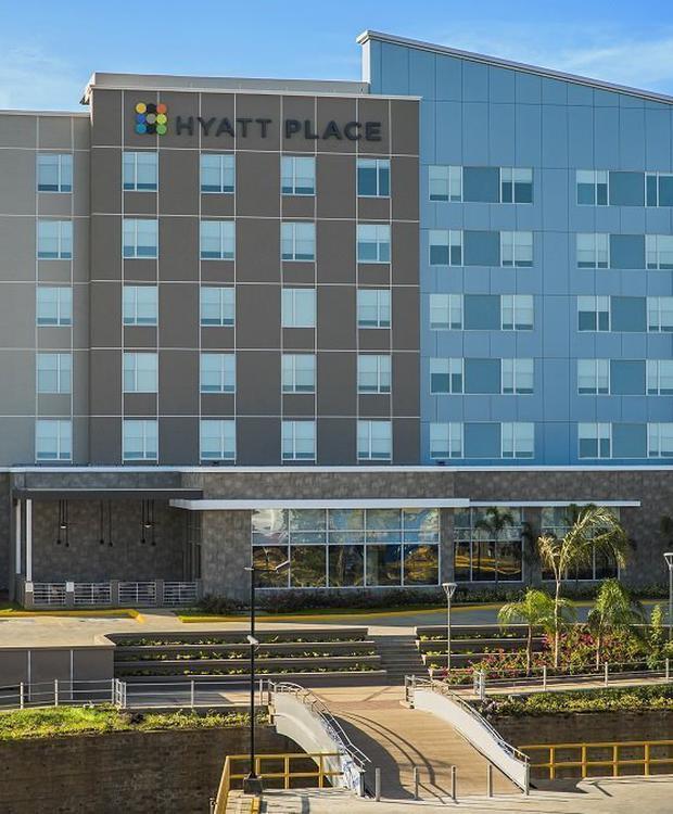 Fachada Hotel Hyatt Place Managua Managua