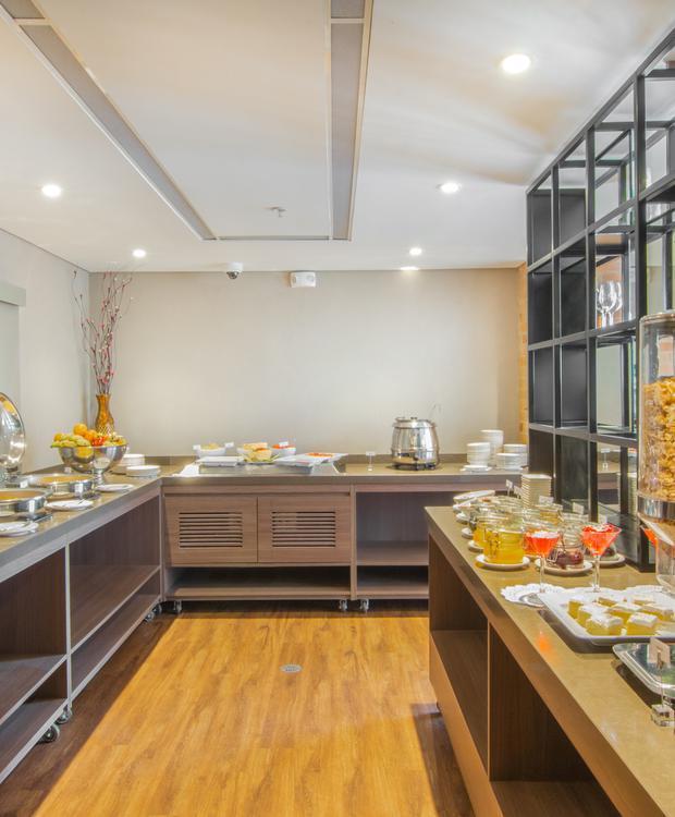 Buffet GHL Style Hotel Bogotá Occidente Bogotá