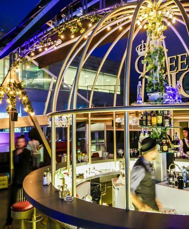 Queen Victoria Hotel GHL Collection 93 Bogotá