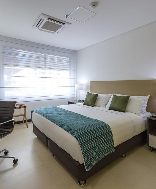 Habitación Estándar King Hotel Park Inn By Radisson Barrancabermeja Barrancabermeja