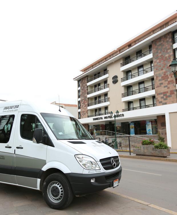 Shuttle Sonesta Hotel Cusco Cusco