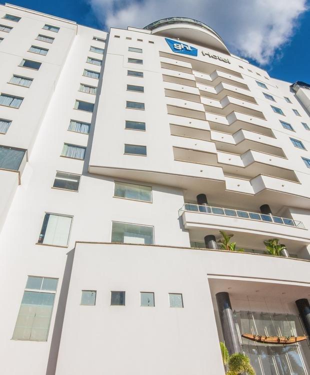 Fachada GHL Hotel Grand Villavicencio Villavicencio