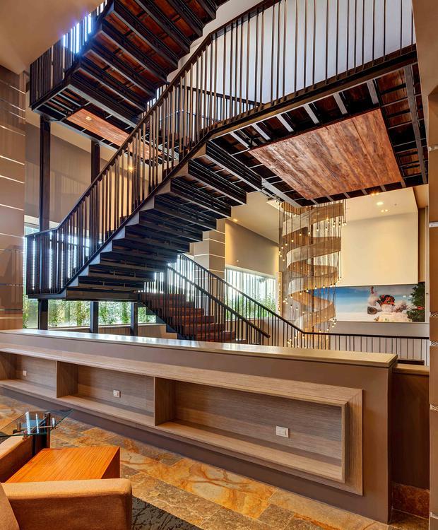 Escaleras GHL Montería