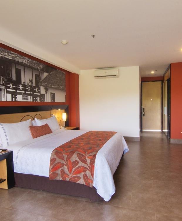 Habitación Standard Villa King Sonesta Hotel Pereira Pereira