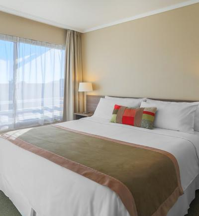 Junior suite hotel geotel calama