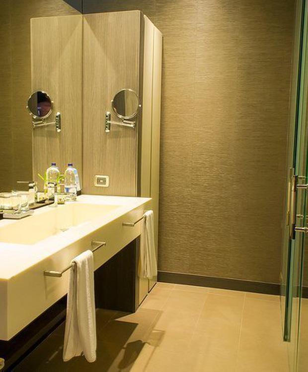 Baño Bioxury Hotel Bogotá