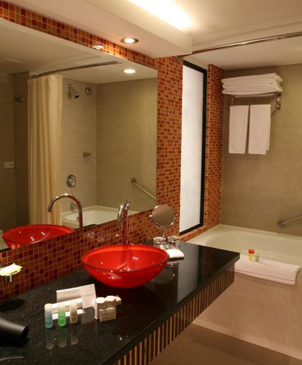 Baño Hotel Four Points By Sheraton Cali Cali