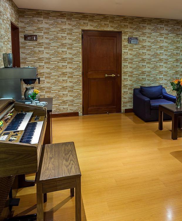 Sala GHL Style Hotel Belvedere Bogotá