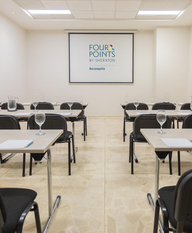 Salones Hotel Four Points By Sheraton Barranquilla Barranquilla