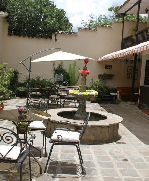 Terraza Yucay Sonesta Hotel Posadas del Inca Yucay Yucay, Perú