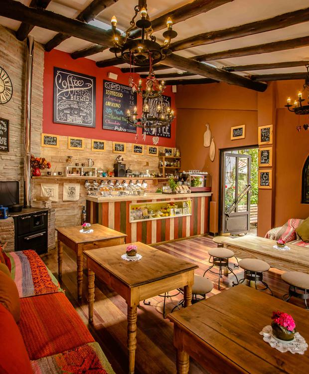 Interior Sonesta Hotel Posadas del Inca Yucay Yucay, Perú