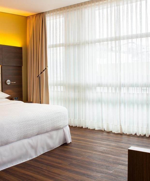 Suite Hotel Four Points By Sheraton Bogotá Bogotá