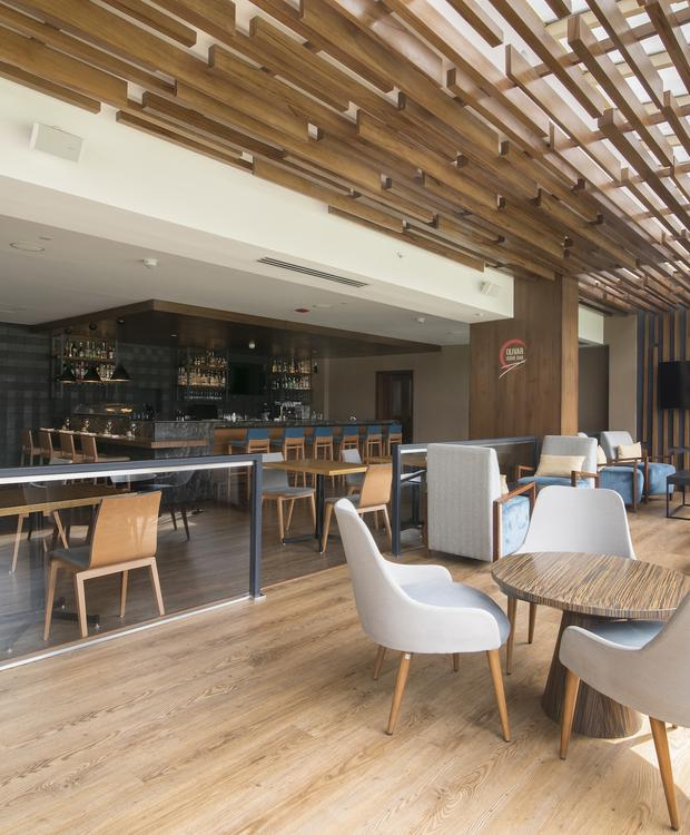 Sushi Bar Sonesta Hotel El Olivar Lima