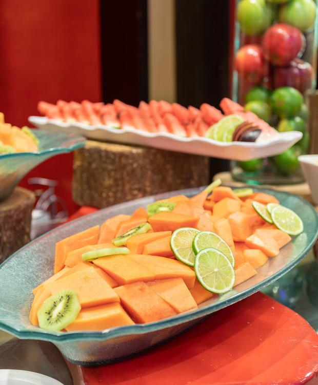 Desayuno Buffet Sonesta Hotel Barranquilla  Barranquilla