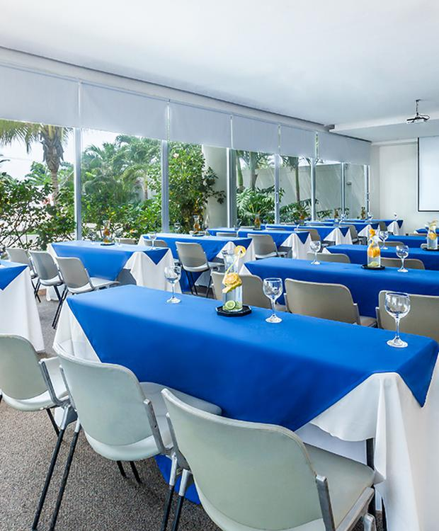 Sala de reuniones Sonesta Hotel Cartagena Cartagena de Indias