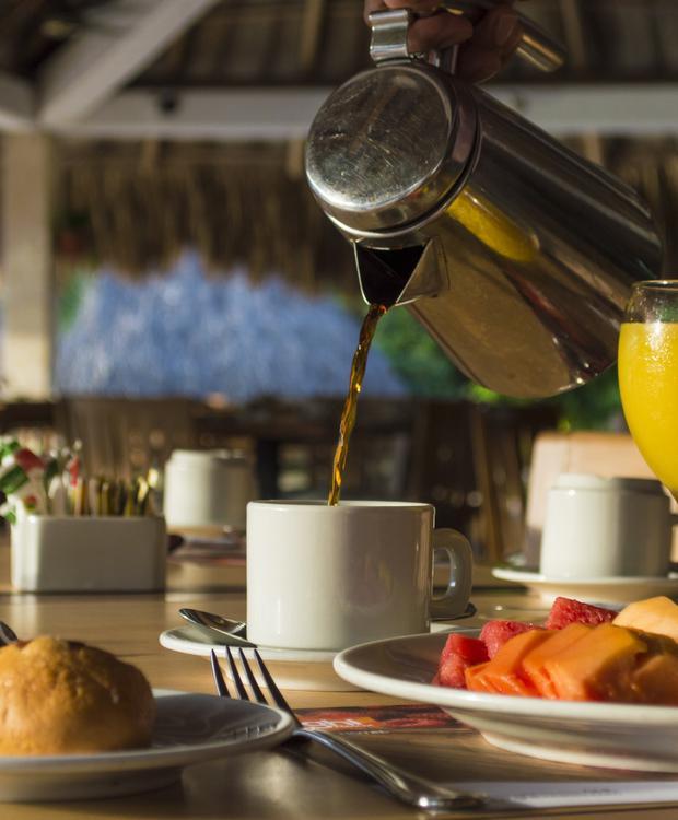 Desayuno GHL Hotel Relax Costa Azul Santa Marta