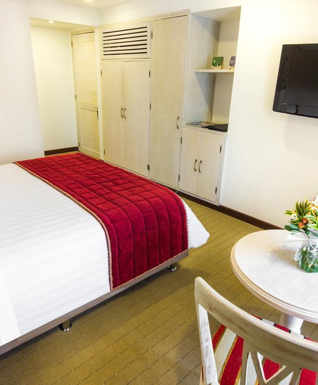 Habitación Estándar GHL Hotel Hamilton Hotel GHL Collection Hamilton Bogotá