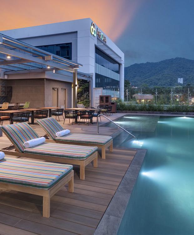 Piscina Hotel Hyatt Place San Pedro Sula San Pedro Sula