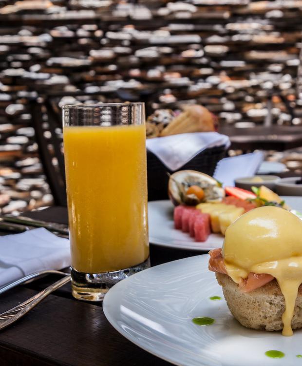 Desayunos en Bastión Luxury Hotel Bastión Luxury Hotel Cartagena de Indias