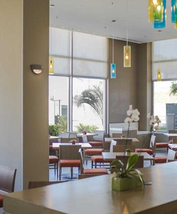 Restaurante Hotel Hyatt Place Managua Managua