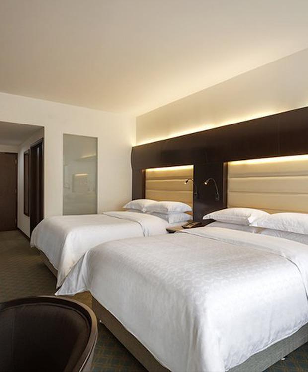 Habitación doble Sheraton Bogotá Hotel Bogotá
