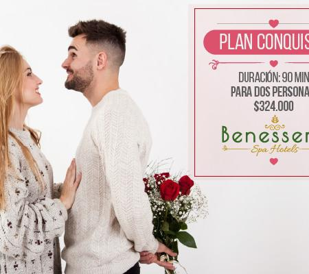 PLAN CONQUISTA SPA Hotel Four Points By Sheraton Barranquilla Barranquilla