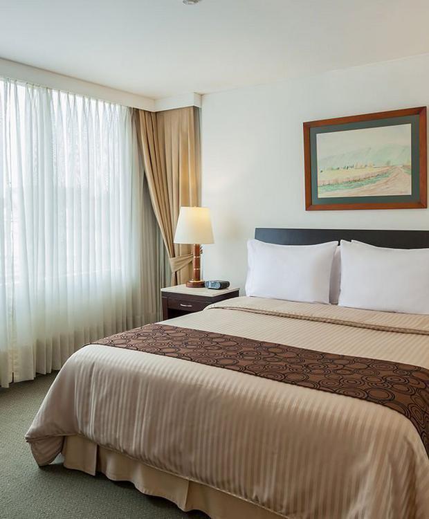 Habitación Estándar Doble GHL Style Hotel Belvedere Bogotá