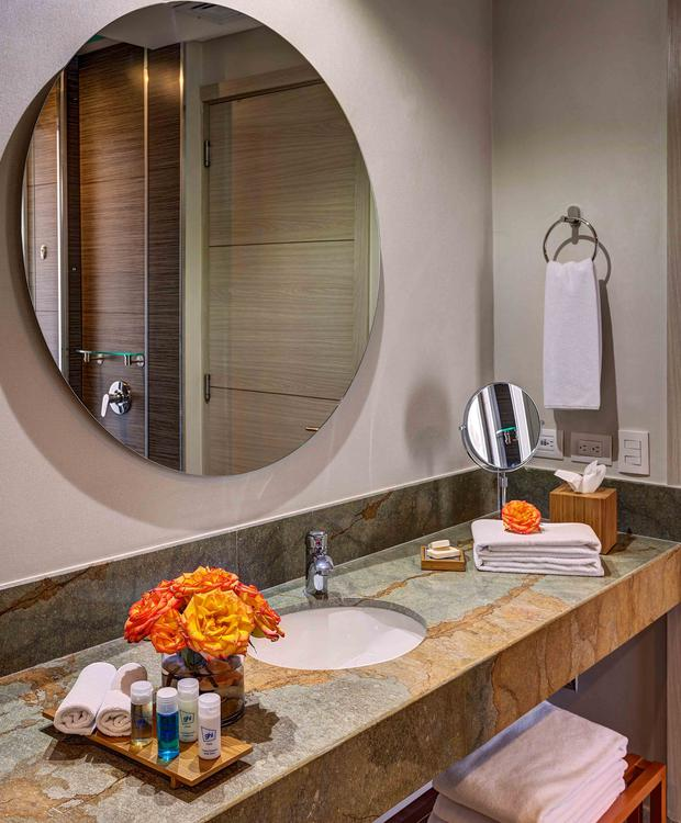 Baño Business Ejecutiva GHL Hotel Montería Montería