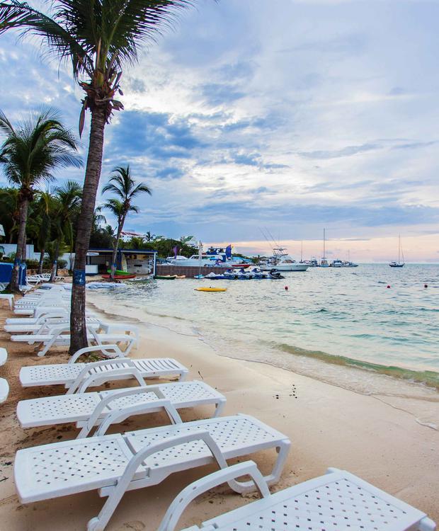 Playa Hotel GHL Relax Sunrise GHL Relax Hotel Sunrise San Andrés