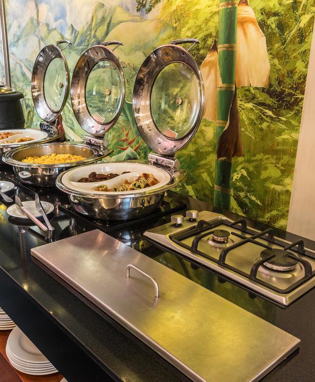 Buffet Hotel GHL Abadía Plaza Pereira
