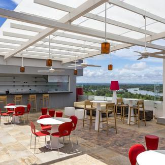 TERRAZA LOUNGE BAR Hotel Park Inn By Radisson Barrancabermeja Barrancabermeja