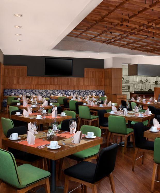 Restaurante Fragatas Sheraton Quito Hotel Quito