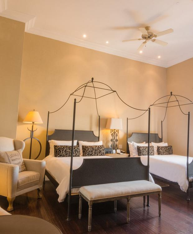 Habitación Bastión Superior del Bastión Luxury Hotel Bastión Luxury Hotel Cartagena de Indias
