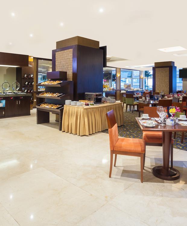 Restaurante Sonesta Hotel Guayaquil Guayaquil