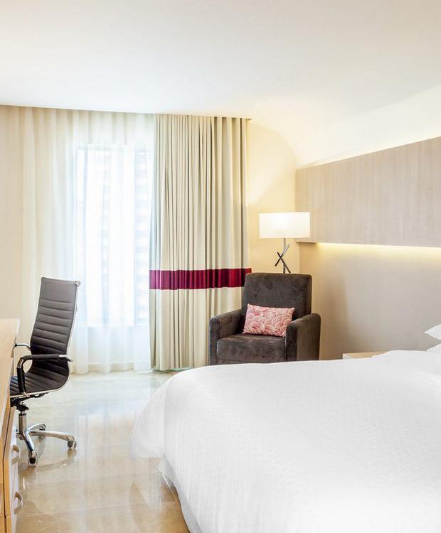 Habitación King Hotel Four Points By Sheraton Barranquilla Barranquilla