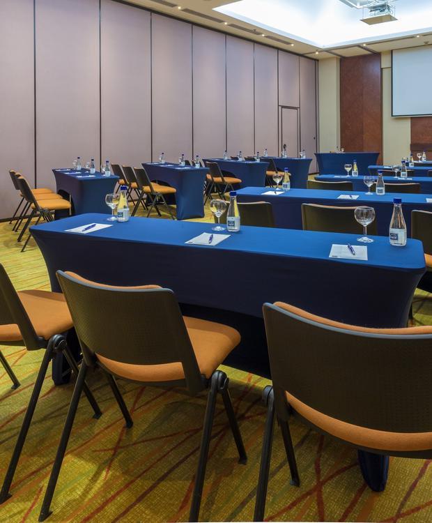 Salón Navarra GHL Hotel Capital GHL Hotel Capital Bogotá