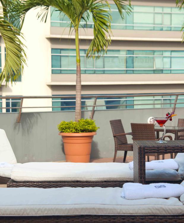 Piscinas Sonesta Hotel Guayaquil Guayaquil