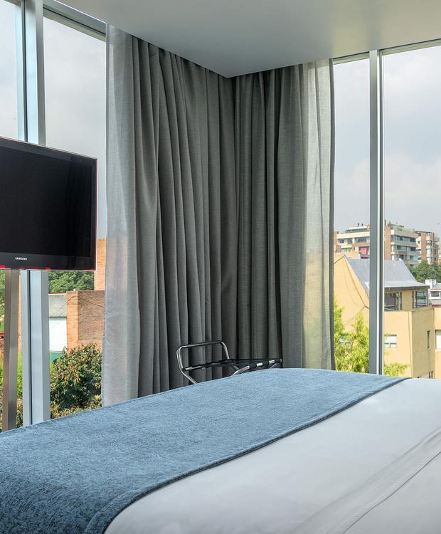 Habitaciones Hotel GHL Collection 93 Bogotá