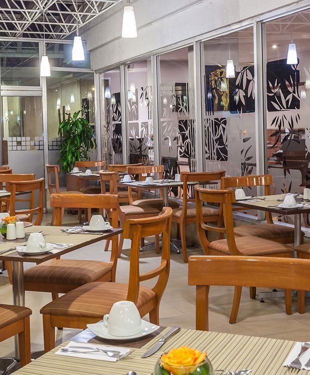 Terraza GHL Style Hotel Belvedere Bogotá