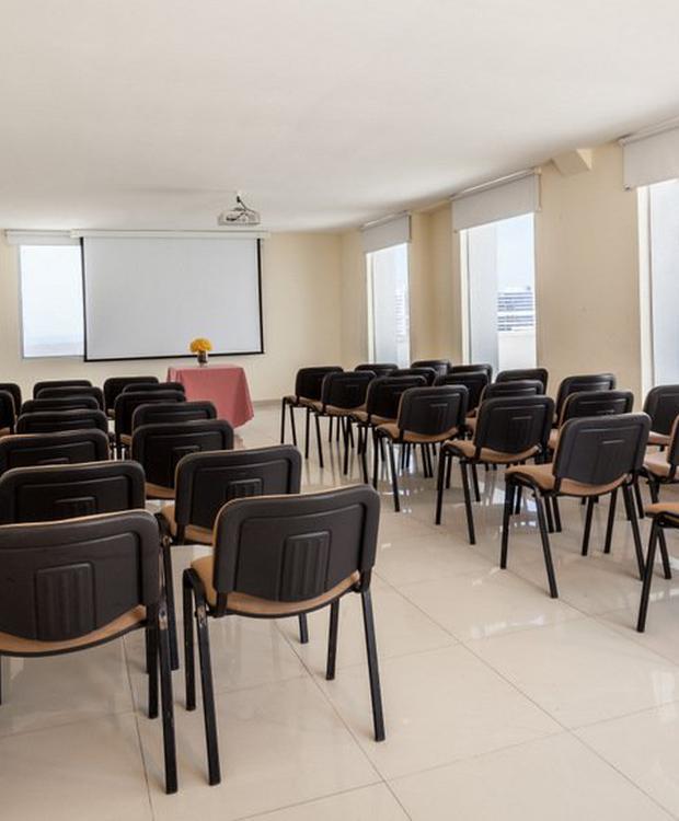 Salón Terraza Sonesta Hotel Barranquilla Barranquilla