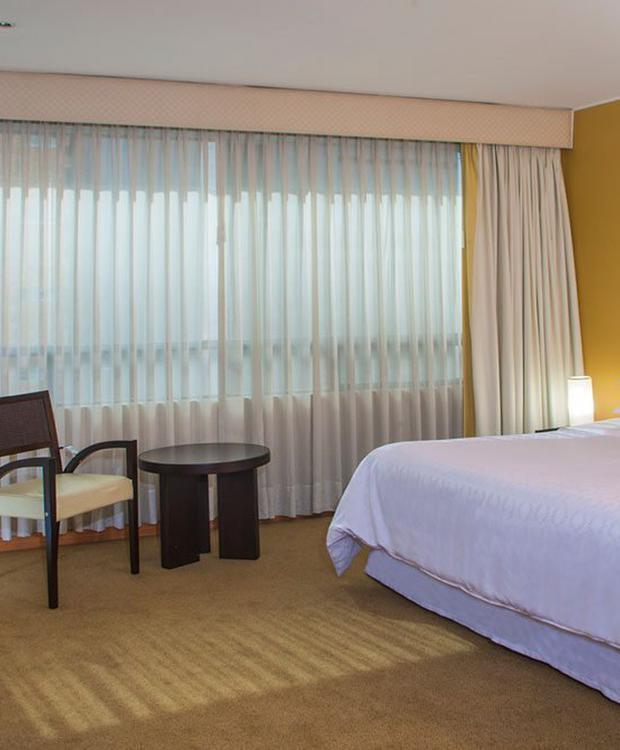 Habitación King Sheraton Quito Hotel Quito