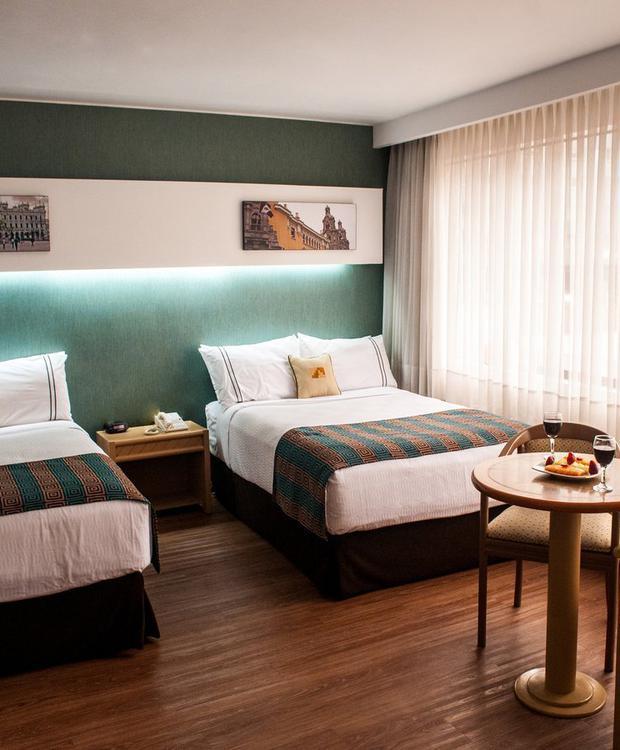 Habitación doble Sonesta Hotel Posadas Del Inca Miraflores Lima