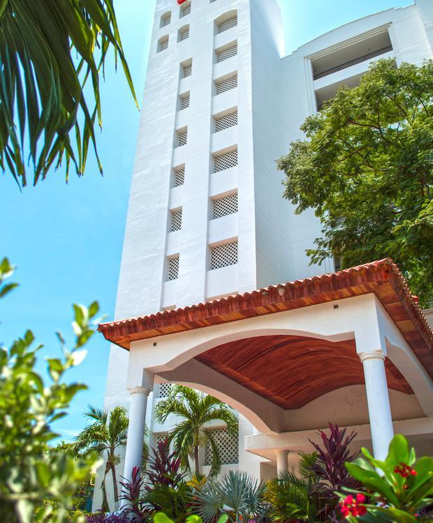 Fachada GHL Hotel Relax Costa Azul Santa Marta