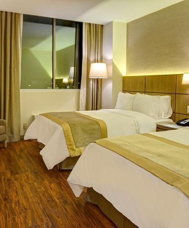 Habitación estándar doble Hotel Radisson Guayaquil Guayaquil