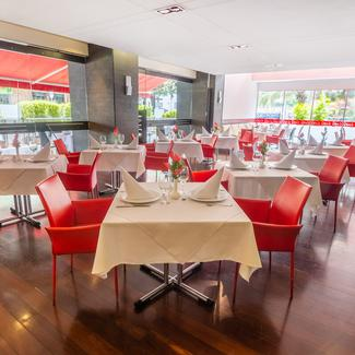 Restaurante Cook´s Hotel Four Points By Sheraton Cali Cali