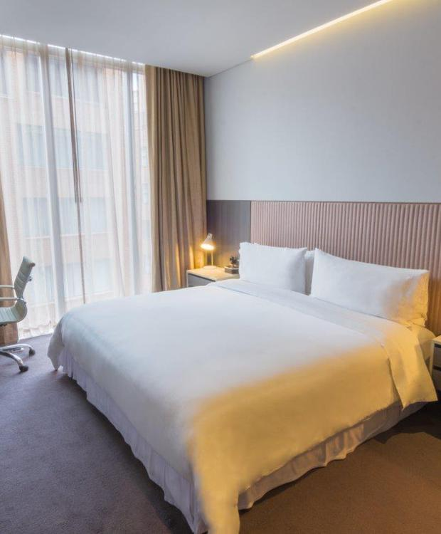 Habitación Estándar Bioxury Hotel Bogotá