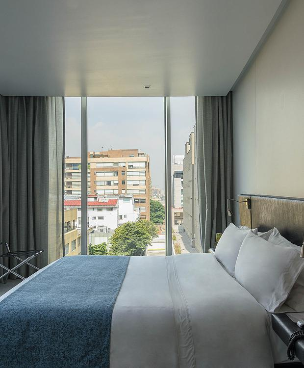 Habitacion Hotel GHL Collection 93 Bogotá