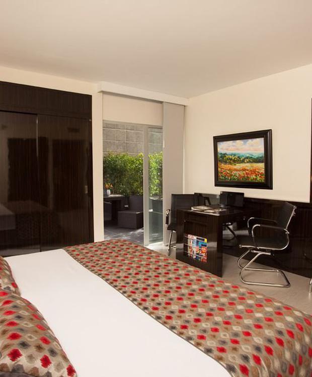 Habitación accesible GHL Hotel Portón Medellín Medellín